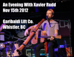 An Evening With Xavier Rudd